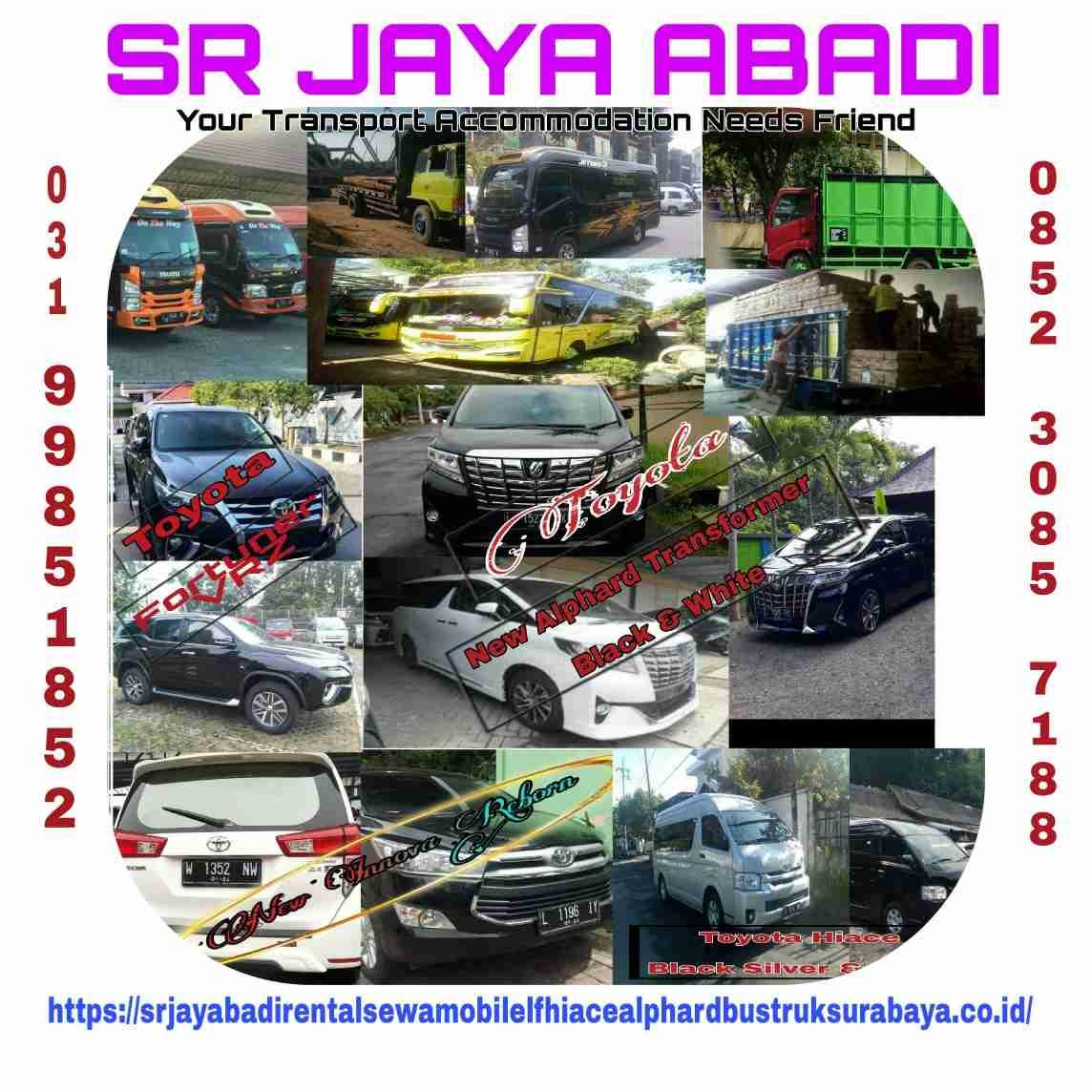 Sewa Rental Truk Colt Diesel Tronton Box Bak Surabaya