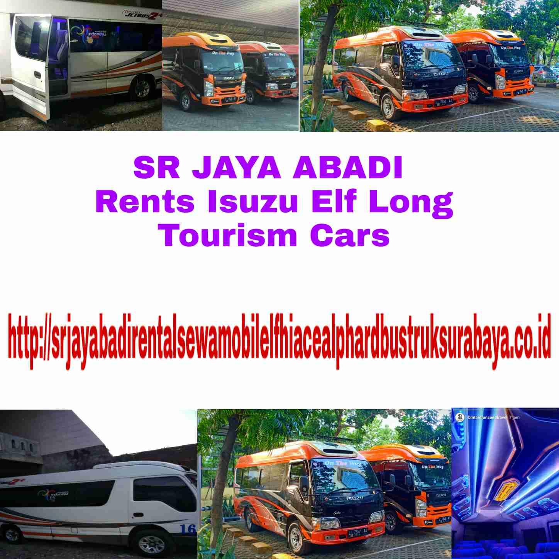 Sewa Mobil Elf Long Di Surabaya