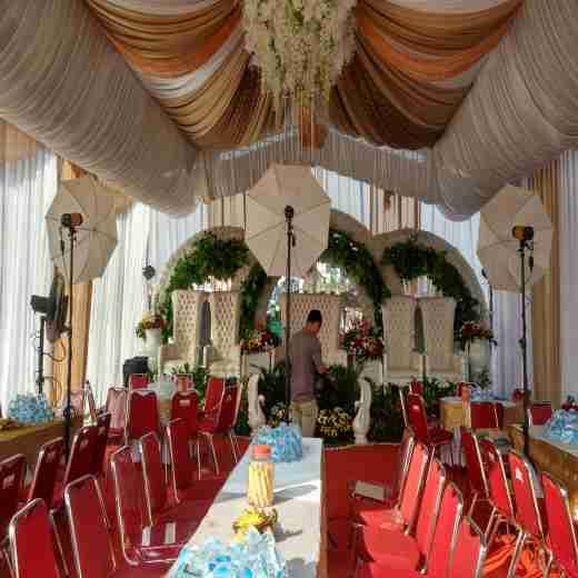 Sewa alat2 pesta daerah bekasi tenda kursi futura dangdut photo vidio dll