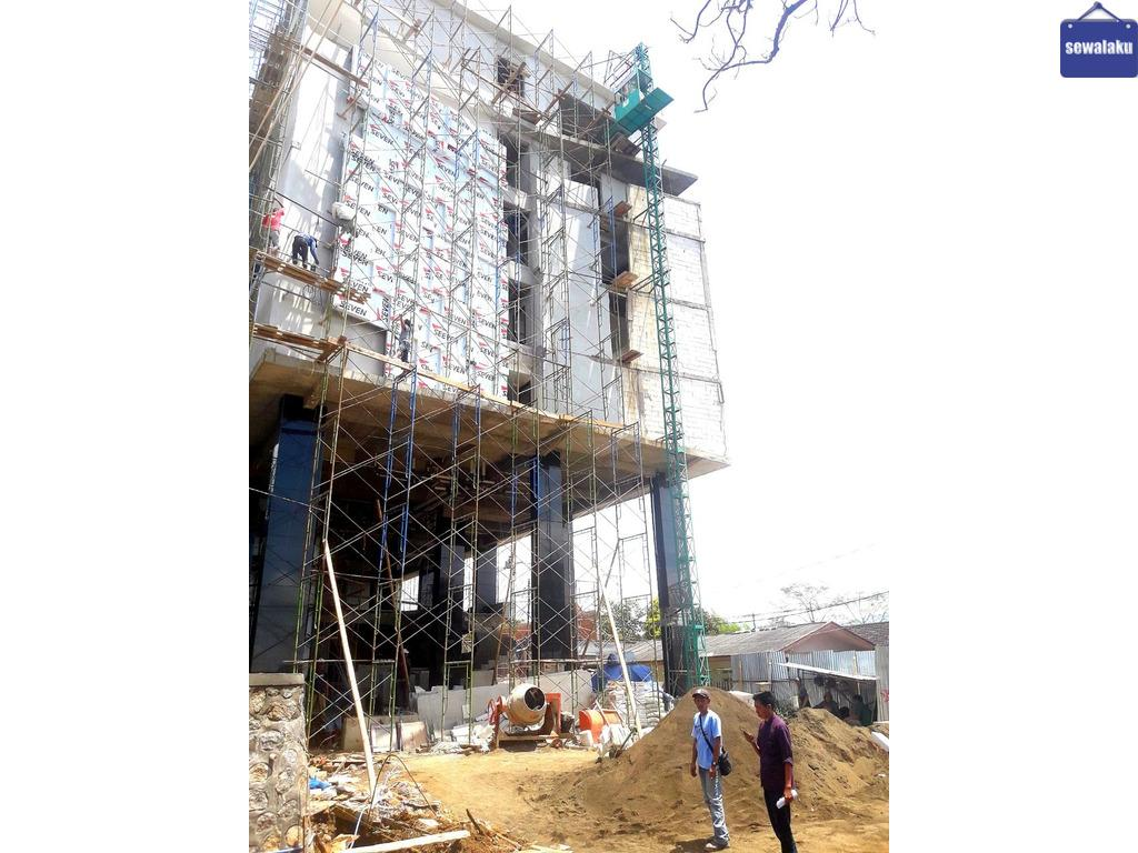 sewa Lift Barang Madiun // Lift Material // Lift Barang // Alimak // Cargo Lift // Hoist