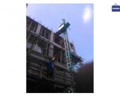 Lift Material Sampang // Lift Barang // Alimak // Cargo Lift // Hoist