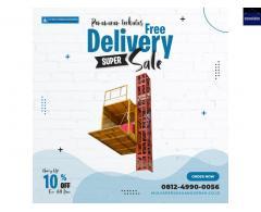 Sewa Lift Barang/Cargo