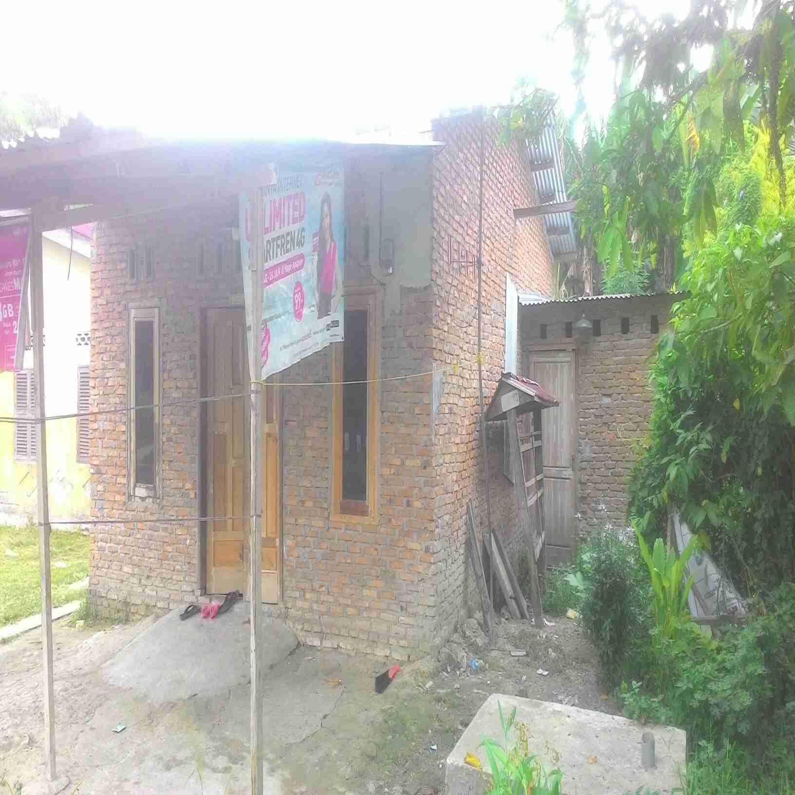 Rumah di disewakan