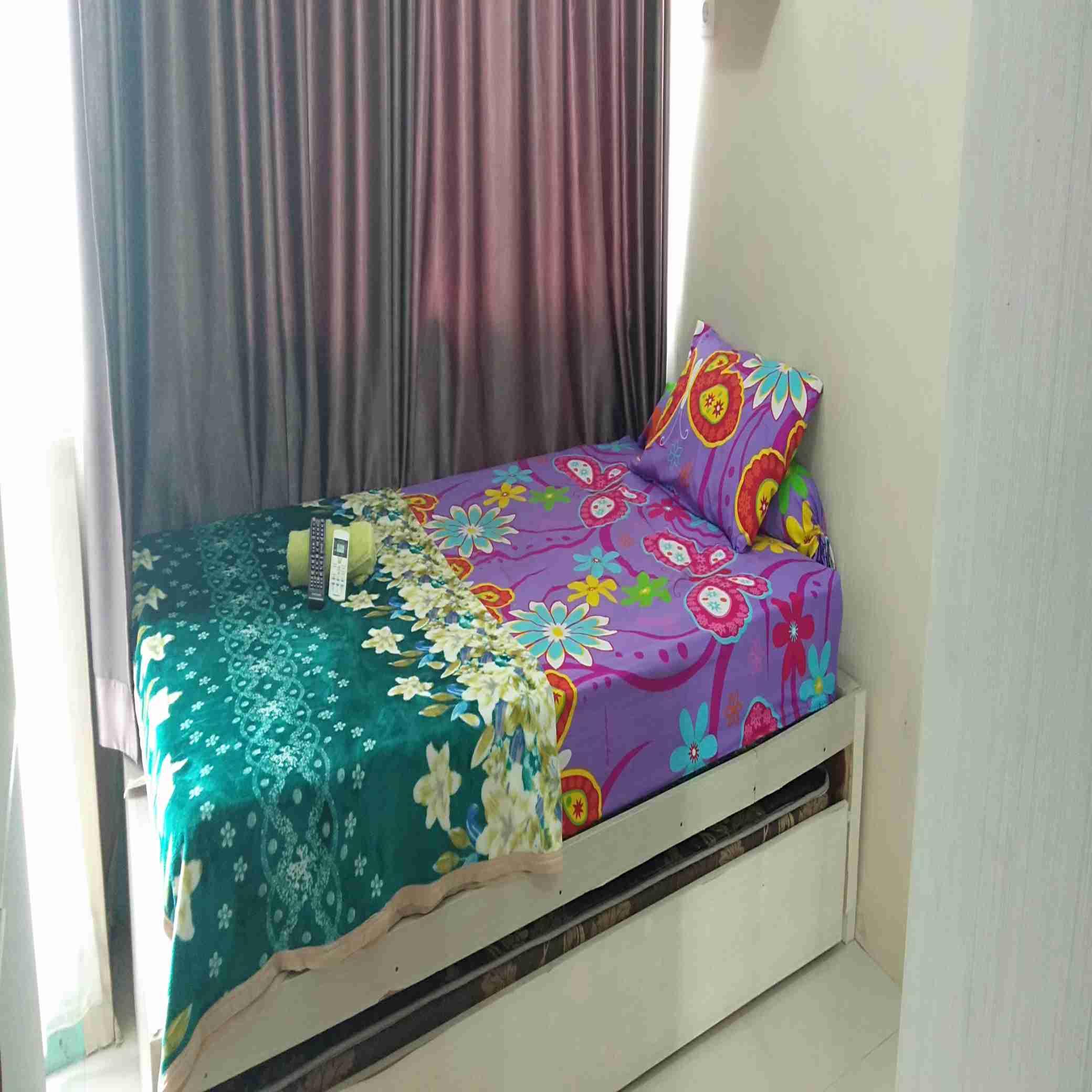 Sewa Harian & Mingguan Apartemen Saladdin Mansion