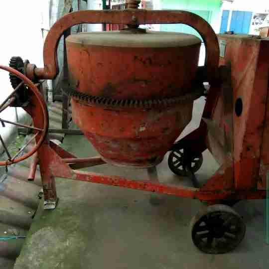sewa mesin molen