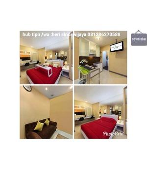 Menyewakan Apartemen Green Pramuka full furnish murah
