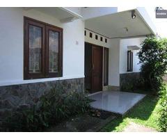Sewa rumah harian di Kota Malang
