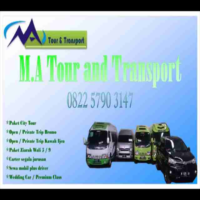 rent car and tour organizer (malang,batu,bromo)