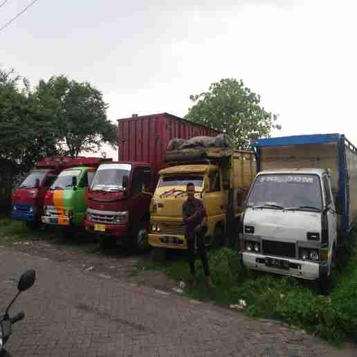 jasa angkutan truk Surabaya Sidoarjo Gresik