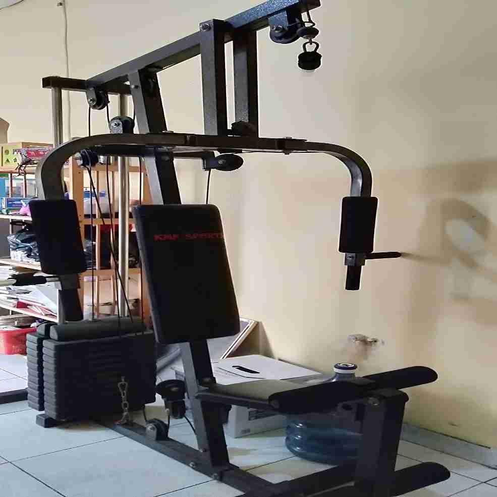 dijual alat fitness home gym