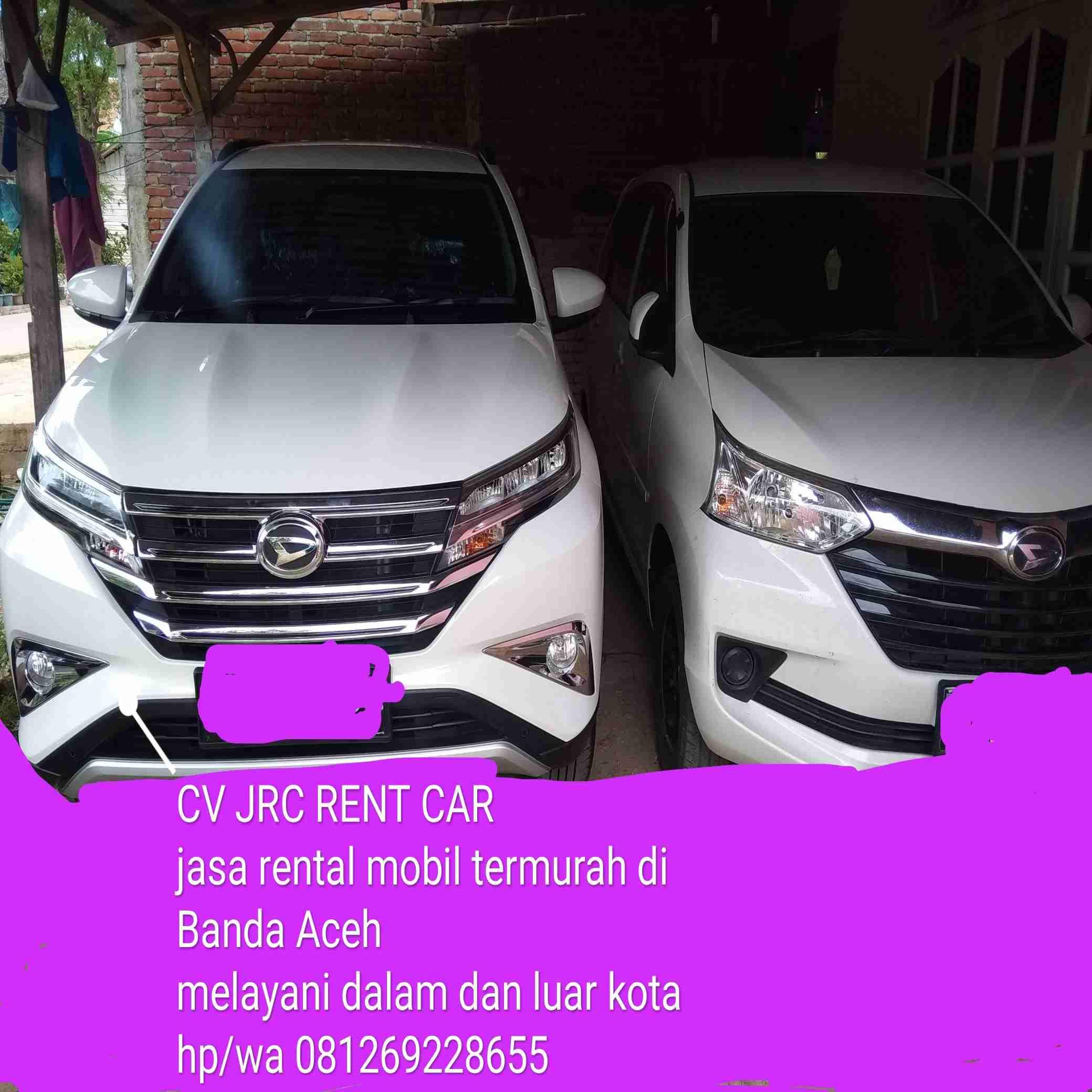 jasa rental mobil termurah di Banda Aceh