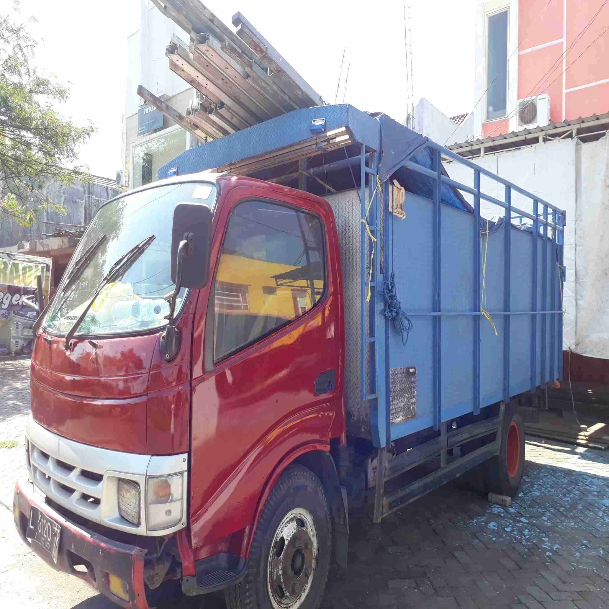 jasa angkutan truk surabaya sidoarjo gresik dan sekitarnya