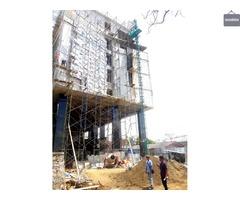 Sewa Lift barang kabupaten Bener Meriah Lift cor Material