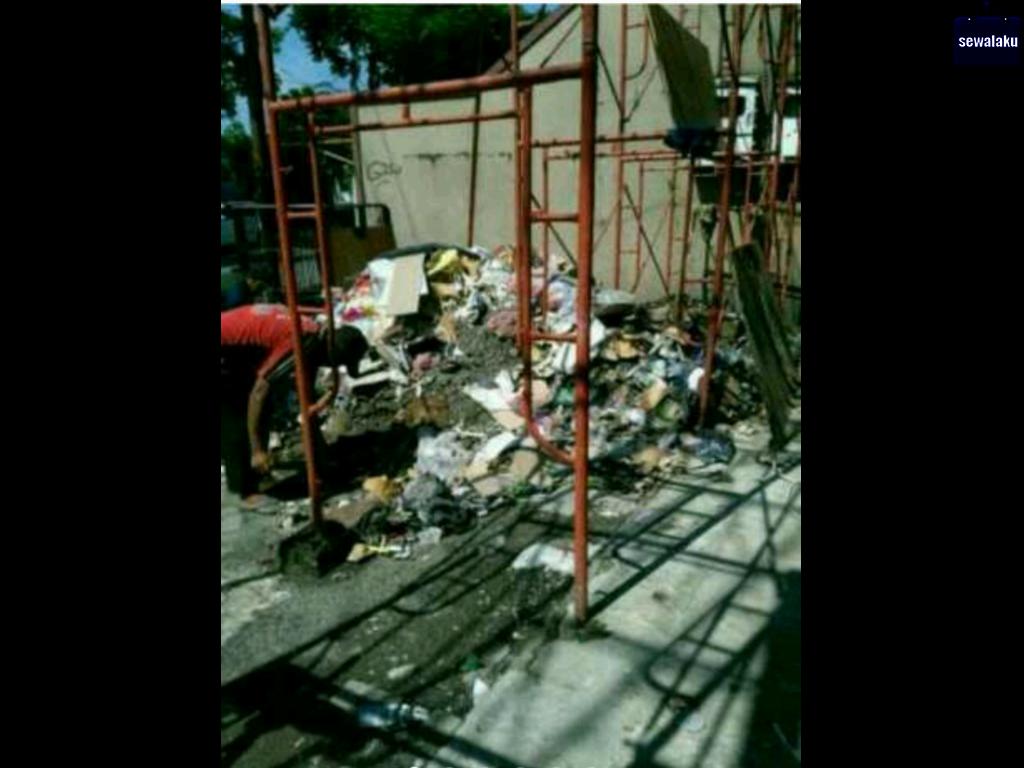 Jasa pembuangan sampah proyek dll