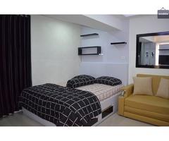 disewakan apartement type studio lux minimalis bandung kota