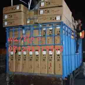 jasa pengiriman barang menggunakan truk