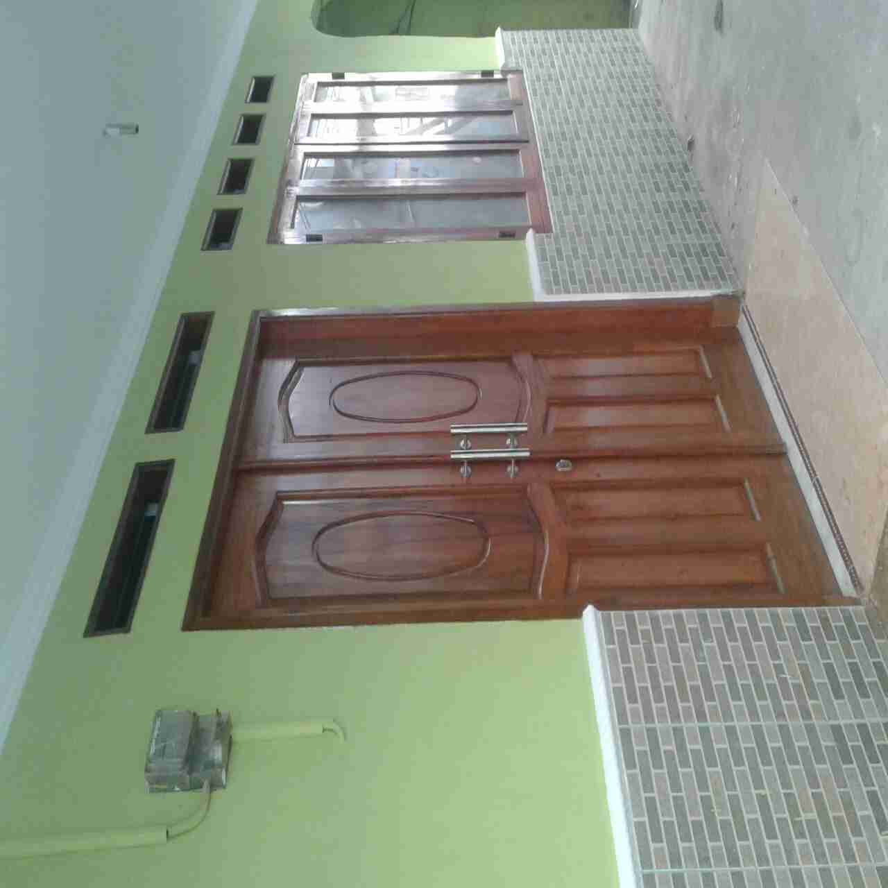 rumah di kontrkan perthun