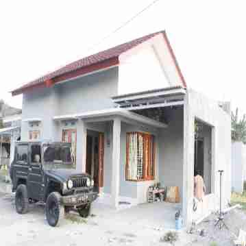 Rumah Minimalis dikontrakkan