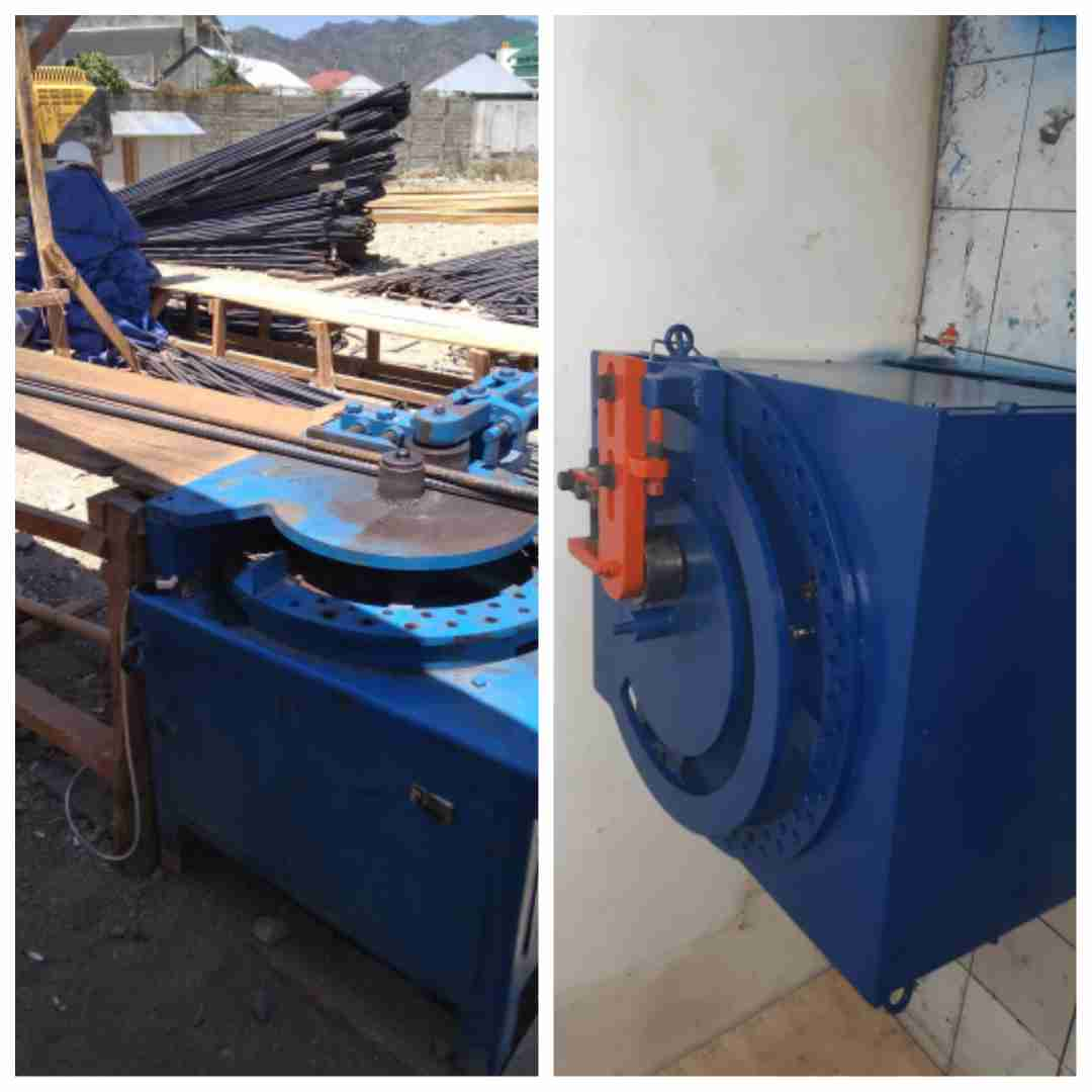 SEWA BAR BENDING DAN BAR CUTTER