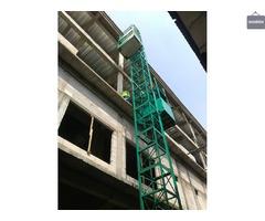 Sewa Lift Material Kota Medan // Lift Barang // Cargo Lift // Lift cor // Hoist