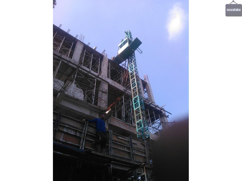 Sewa Lift cor di Pekanbaru // Lift Material // Lift Barang // Cargo Lift // Hoist