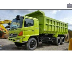 Dumpt Truck Hino