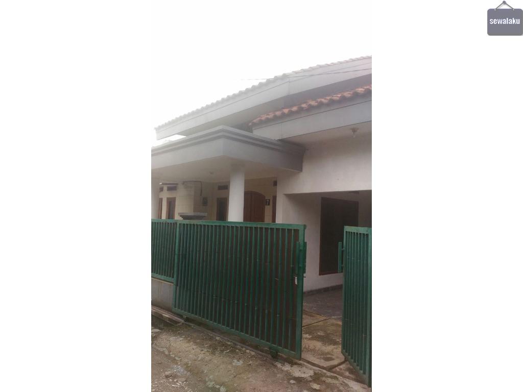 Disewakan Rumah Daerah Pondok Cabe Ilir