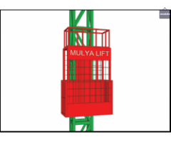sewa lift barang / sewa lift proyek / sewa lift material / sewa alimak / sewa hoist di tangerang jak