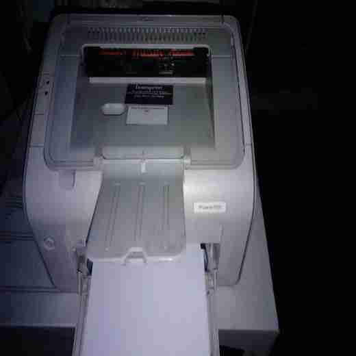 sewa. printer harian lazer. z hitam. putih