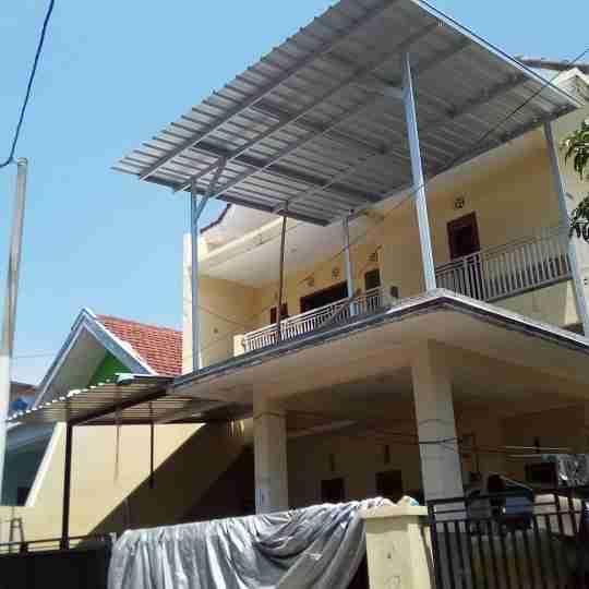 Di kontrakan rumah baru Landungsari 6 KTidur 2kmandi #wa 085746016661 akses mobil aman nyaman bebas