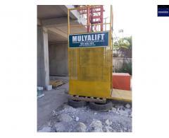 Lift Barang//Lift material//Alat angkut