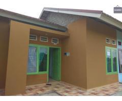 Rumah murah dan baru dekat sekali dengan Gerbang tol palindra dan unsri