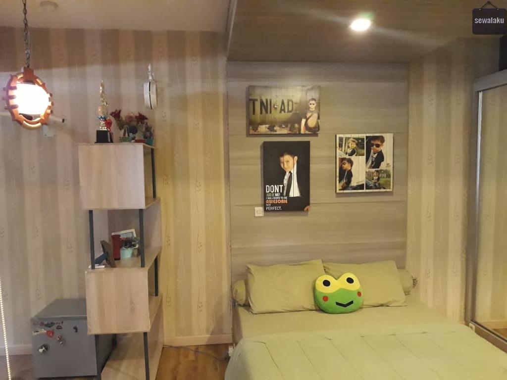 Apartement the suite menteng square