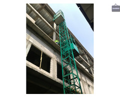 Sewa Lift Material // Lift Barang // Cargo Lift // Lift cor // Hoist di Bandung