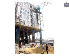 Sewa Hoist Lift Material // Lift Barang // Cargo Lift // Lift cor // Hoist di Bogor