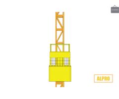 Sewa Lift Barang di Surabaya - alatproyek.co.id