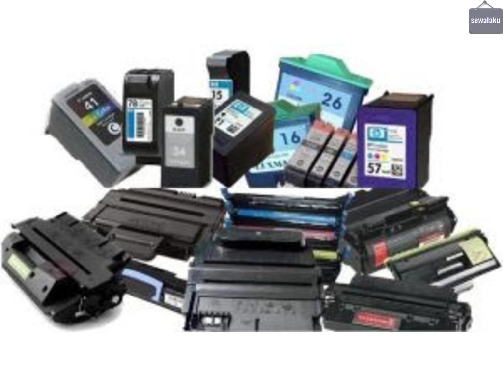 Jasa service printer dan refill cartridge printer