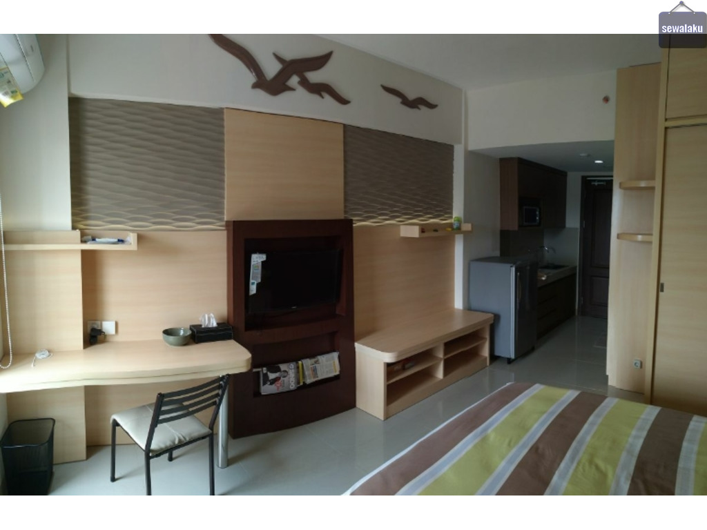 Sewa apartment Galeri Ciumbuleuit 2