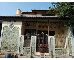 Disewakan rumah 1 setengah tingkat di Bojonggede, Bogor