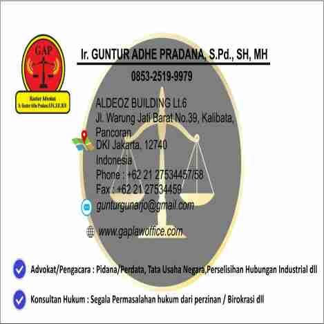 Jasa Konsultan Hukum