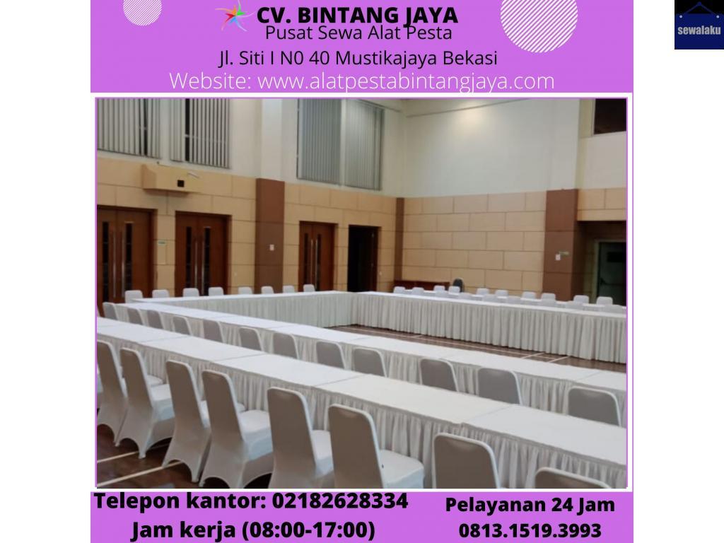 Sewa Kursi Futura Cover Putih Bekasi Bintara Jaya Bekasi Jawa Barat Sewalaku