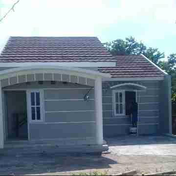Rumah baru dekat Perum Minomartani Condongcatur