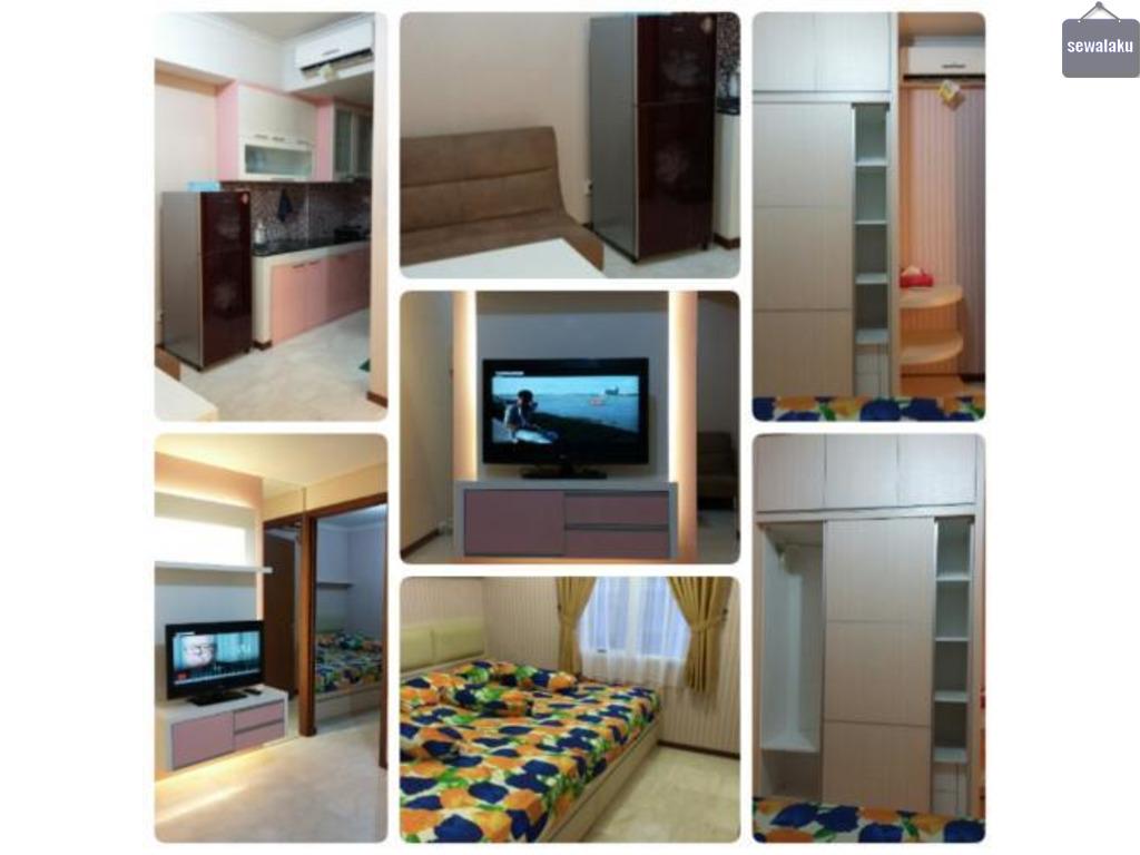 Sewa apartemen gateway Ahmad Yani Cicadas Bandung kota