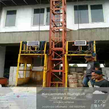 mulya lift//lift material//lift barang//lift angkut