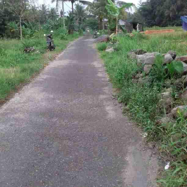 Tanah dijual timur supermarket WS jalan Kaliurang km 10.5 Sleman