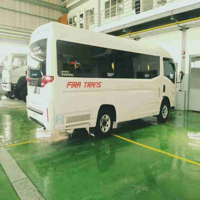 Travel Sewa Elf Microbus Long