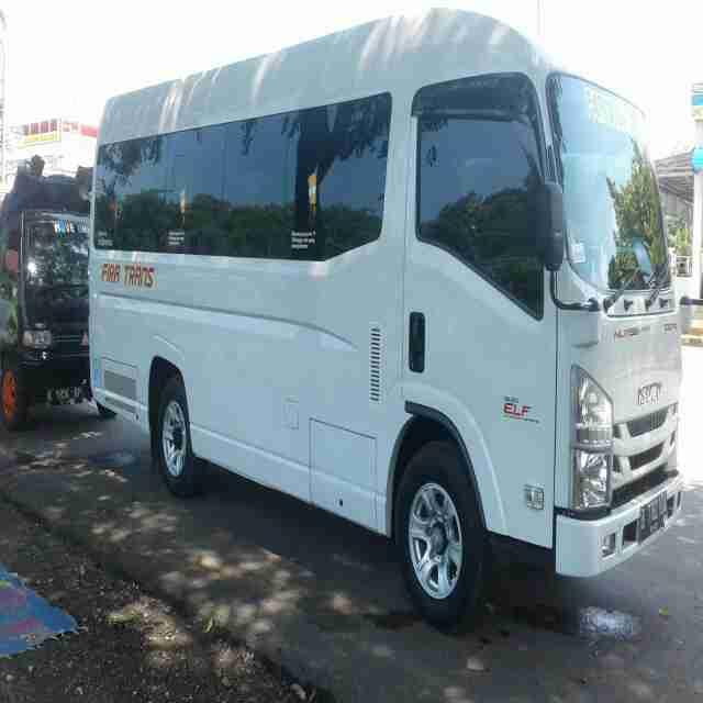 Sewa Elf Microbus Long Jakarta Bekasi