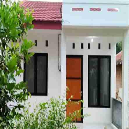 Sewa Rumah Tahunan di Kampung Sawah dekat Perumahan Griya Agung Bulog 3