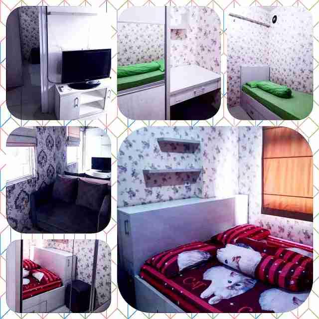 sewa apartemen green Pramuka