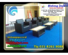Sewa Sofa Murah Berkualitas di Jakarta Pusat